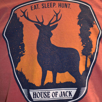Eat. Sleep. Hunt. T-SHIRT