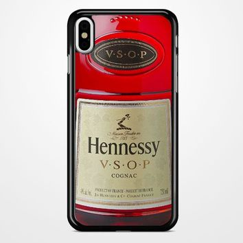 Hennessy Vsop iPhone X Case