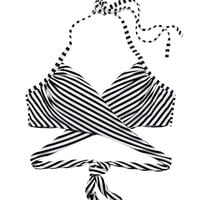 Wrap Push-up Halter - Victoria's Secret Swim - Victoria's Secret