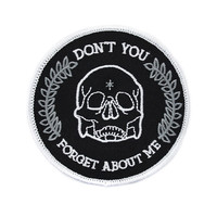 Forget About Me Patch