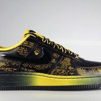 Nike Men's Air Force 1 Low Supreme I/O '08 LAF - Livestrong x Busy P