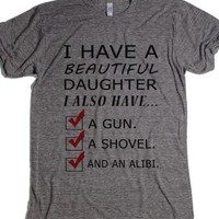 Athletic Grey T-Shirt | Funny Gifts For Dads Shirts