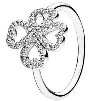 Authentic Pandora Jewelry - Petals of Love Ring