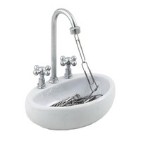 Basin Clip Holder