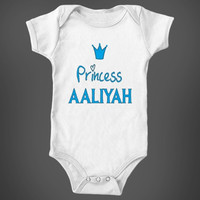 Frozen Princess Aaliyah Baby Girl Name