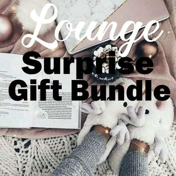 Surprise Lounge Gift Bundle!