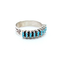 Ahote Turquoise Ring