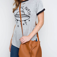 Liliana Bucket Bag - Camel