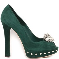 Women High-heels - Women Shoes on ALEXANDER MCQUEEN Online Store