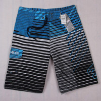 Men Pants Casual Permeable Outdoors Quick Dry Beach Shorts [11405166351]