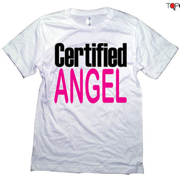 Certified Angel Tee Shirt