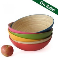 Deep Dish Lacquerware Bowls : Branch: Sustainable Design for Living