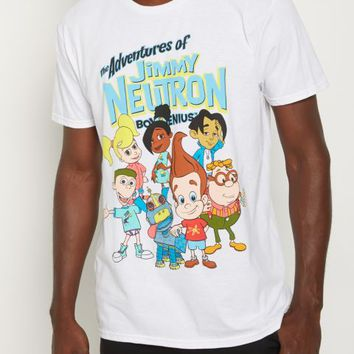 Jimmy Neutron Tee