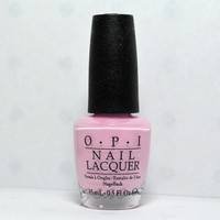 OPI Nail Polish Lacquer getting nadi on my honeymoon NLF82