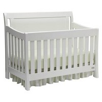 Simmons Kids Madisson Crib 'N' More 4-in-1 Convertible