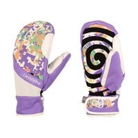 CandyGrind Park Mitten (Purple) Snow Gloves at 7TWENTY Boardshop, Inc