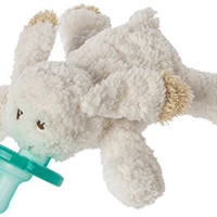 Mary Meyer Wubbanub Pacifier Oatmeal Bunny