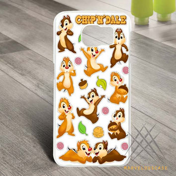 Disney Classic Chip N Dale 2 Custom case for Samsung Galaxy