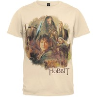 The Hobbit - Collage T-Shirt