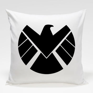 Shield-Symbol-Marvel-Avengers-Marvel-shield Pillow Cover/Pillow Case/Bedding
