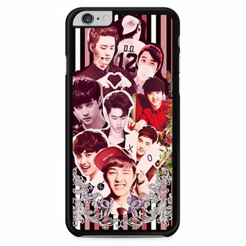 Exo Collage 2 iPhone 6 Plus / 6S Plus Case