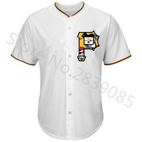 New Designs Summer Pittsburgh Jersey Shirt, Stitched Custom Any Penguins/Steelers/Pirates Team Player Name And Number Jerseys