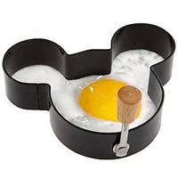 Disney Parks Exclusive Non-Stick Mickey Mouse Egg Ring