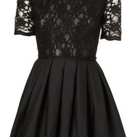 Poppy Lace Dress by Jones and Jones** - Dresses  - Clothing