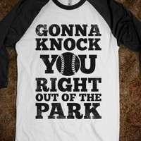 Gonna Knock You Right Out Of The Park (Vintage)