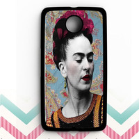 Frida Kahlo Nexus 6 Case