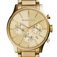 Michael Kors 'Bailey' Chronograph Bracelet Watch, 39mm (Nordstrom Exclusive)