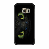 Toothless How To Train Your Dragon Samsung Galaxy S6 Edge Case