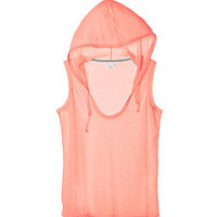 Hooded Tee - Vintage Tees - Victoria's Secret