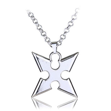 Kingdom Hearts Pendants Necklace For Women&Men
