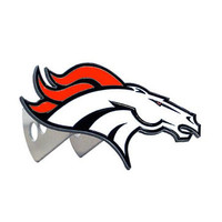 Denver Broncos NFL Hitch Cover