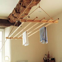 Traditional Ceiling Clothes Dryer - Home Storage Systems From Store