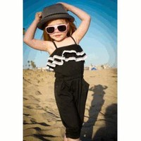 Hula Mula Clothing - Maria Romper | Kiddos Cool Clothing