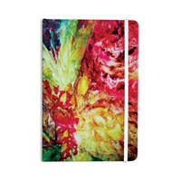 "Mary Bateman ""Passion Flowers I"" Everything Notebook"