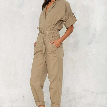 Citizens of Humanity Sierra Utility Jumpsuit