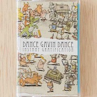 Dance Gavin Dance - Instant Gratification Cassette Tape