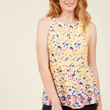 True Renewal Sleeveless Top