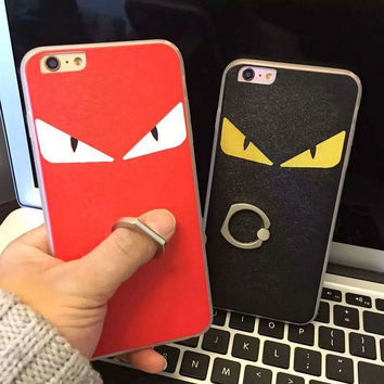 On Sale Stylish Hot Deal Cute Hot Sale Iphone 6/6s Couple Phone Case [4915517508]