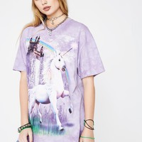 Born A Unicorn Tee