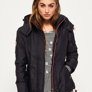 Pop Zip Hooded Arctic SD-Windcheater Jacket