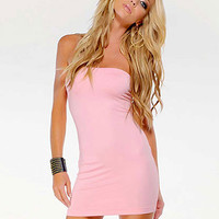 Essential Mini Tube Dress | Sexy Clothes Womens Sexy Dresses Sexy Clubwear Sexy Swimwear | Flirt Catalog