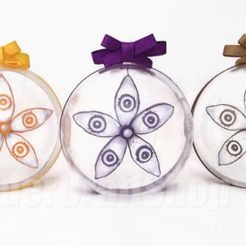 christmas ornaments set, christmas tree baubles, 3 christmas decorations, holiday items, 3d ornaments, xmas ornaments, winter decorations