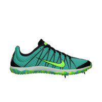 Nike Zoom Rival XC Women's Track Spike Size 6 (Green)