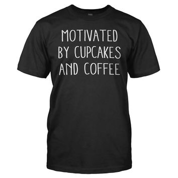Motivated By Cupcakes And Coffee