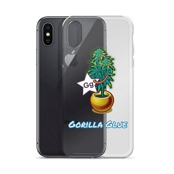 GORILLA GLUE iPhone Case