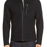 Men's Nau Felted Wool Zip Jacket,